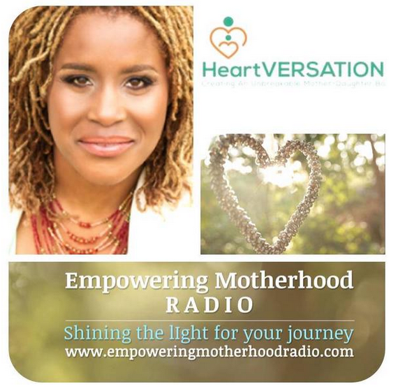 Yoli on Empowering Motherhood Radio